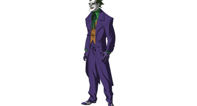 Joker from Under the Red Hood