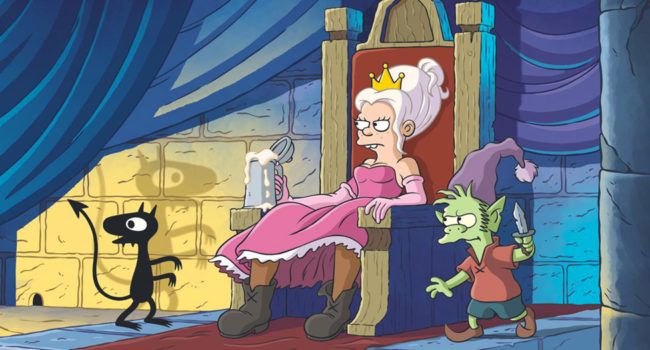 Luci from Disenchantment