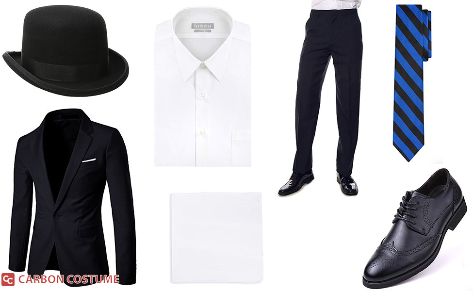 Mr. Benn Costume