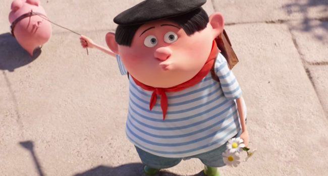 Niko from Despicable Me 3