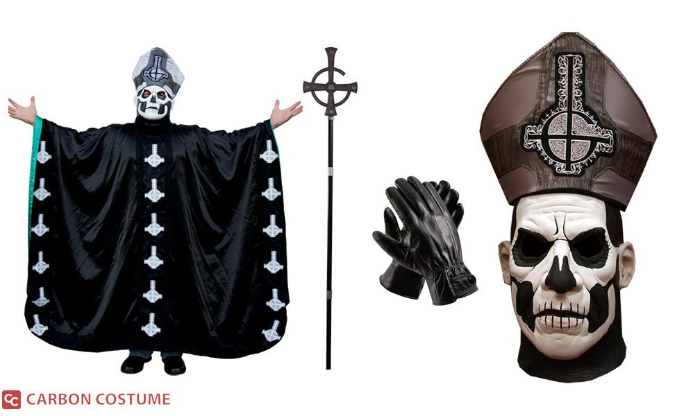 Papa Emeritus II Costume