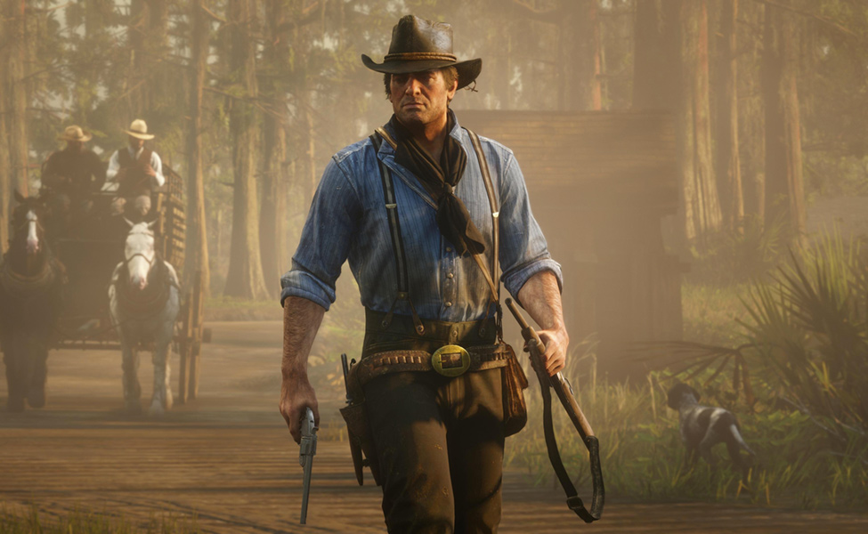 Arthur Morgan from Red Dead Redemption 2