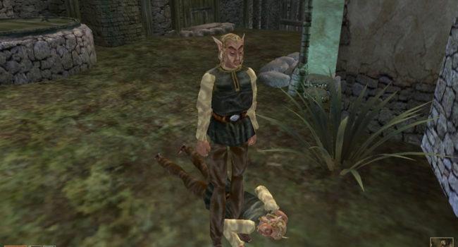Fargoth from The Elder Scrolls III: Morrowind