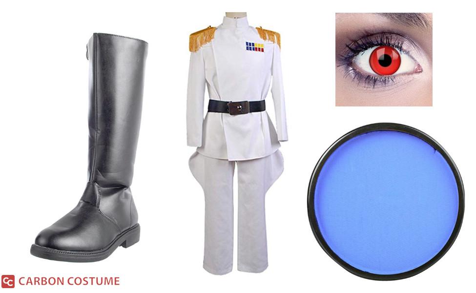 Grand Admiral Thrawn Costume