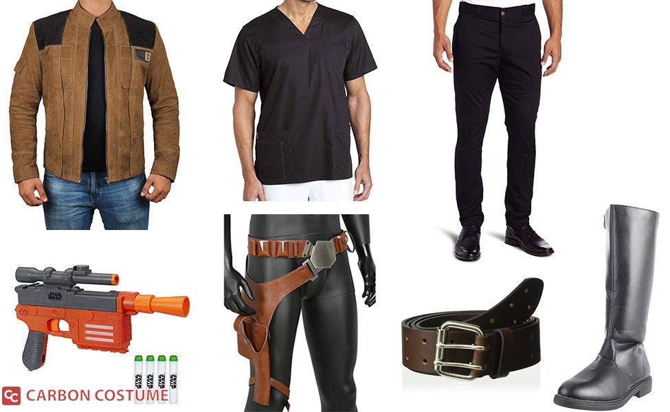 Han Solo from Solo: A Star Wars Story Costume