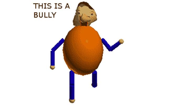It's a Bully