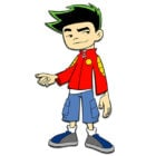 Jake Long from American Dragon