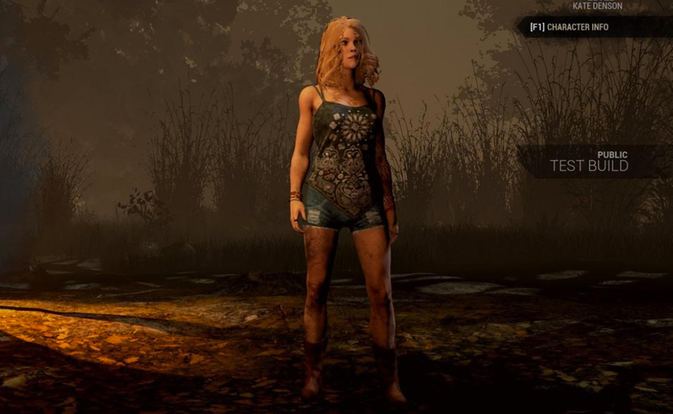 Kate Denson from Dead by Daylight