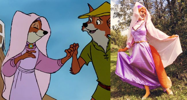 Make Your Own: Maid Marian from Robin Hood