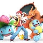 Pokemon Trainer from Super Smash Bros Ultimate