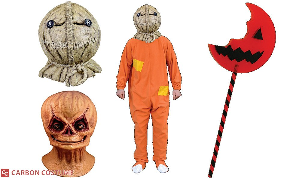 Sam from Trick R Treat Costume
