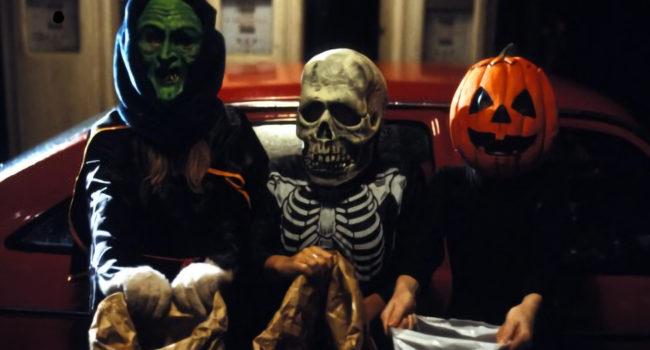Silver Shamrock Kids from Halloween III