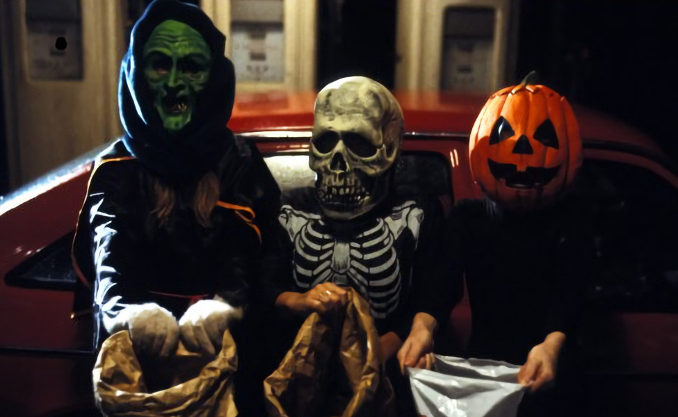 Silver Shamrock Kids from Halloween III