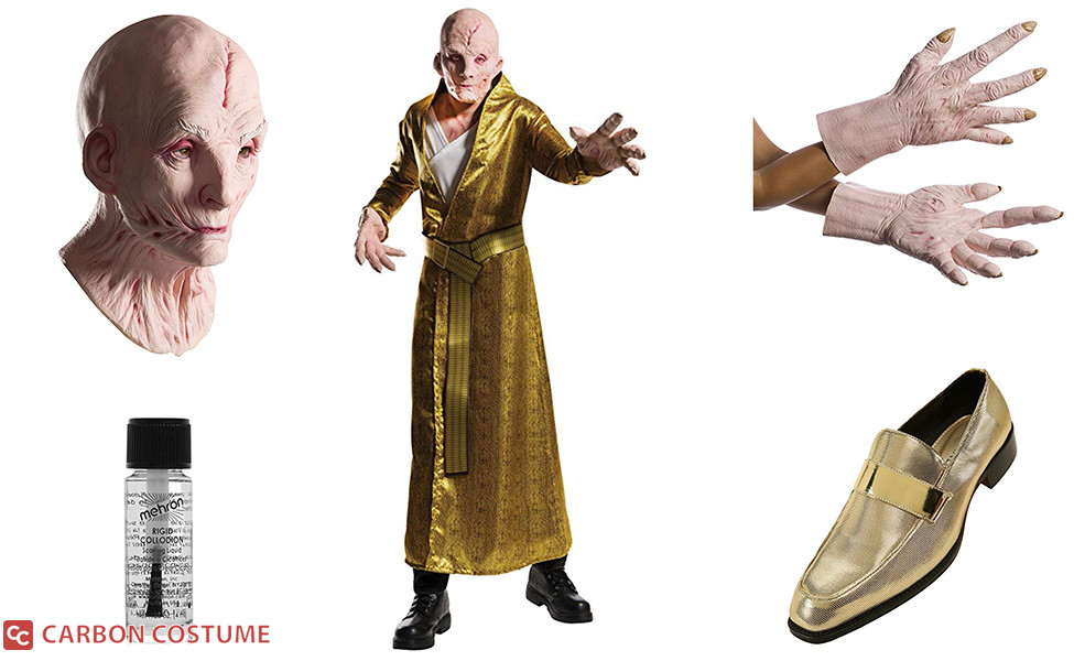 Supreme Leader Snoke Costume
