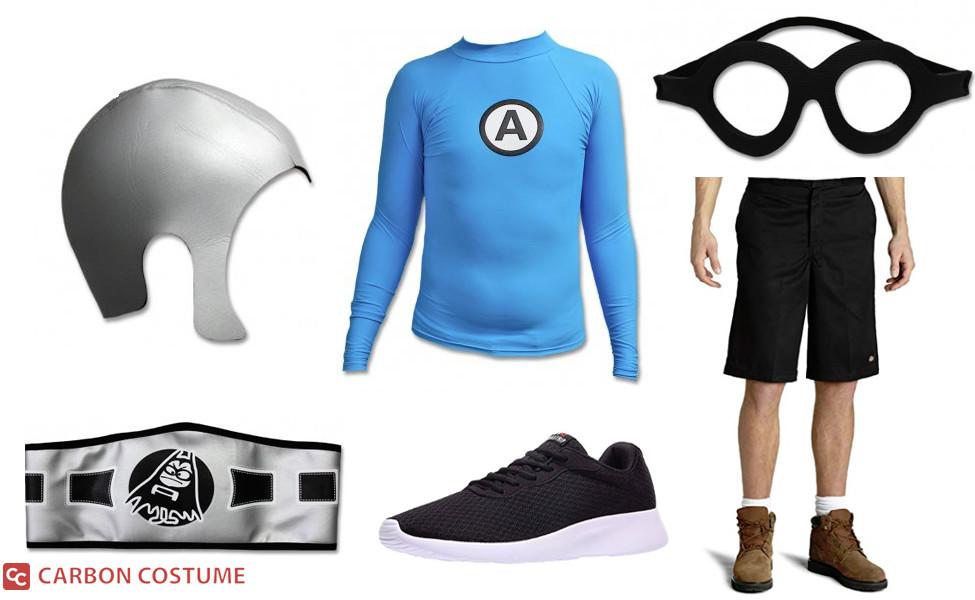 The Aquabats Costume