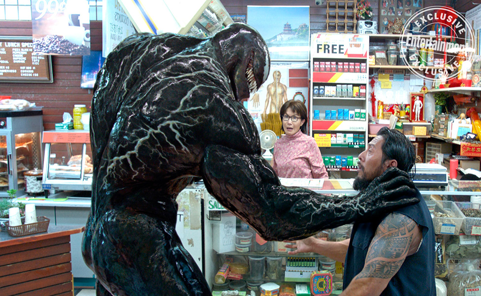 Venom Costume Diy Guides For Cosplay Halloween