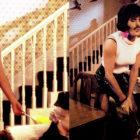 "Freddie Mercury as Bet Lynch from ""I Want To Break Free"""