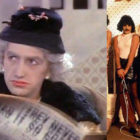 "John Deacon as Ena Sharples in ""I Want To Break Free"""