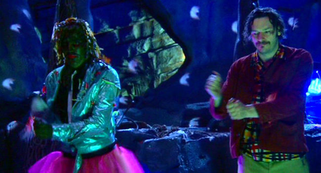Old Gregg from The Mighty Boosh