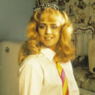 "Roger Taylor as Suzie Birchwell from ""I Want To Break Free"""