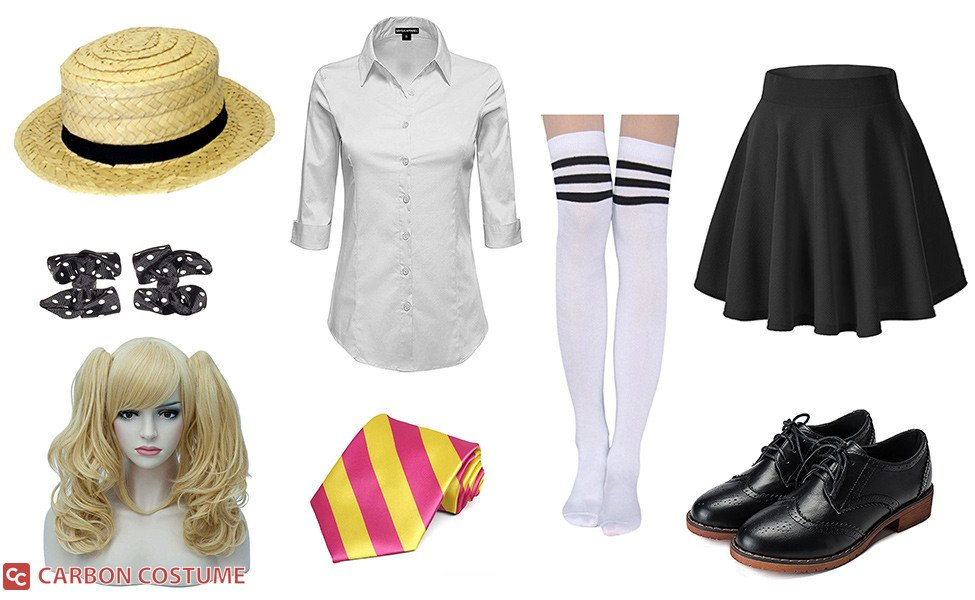 "Roger Taylor as Suzie Birchwell from ""I Want To Break Free"" Costume"