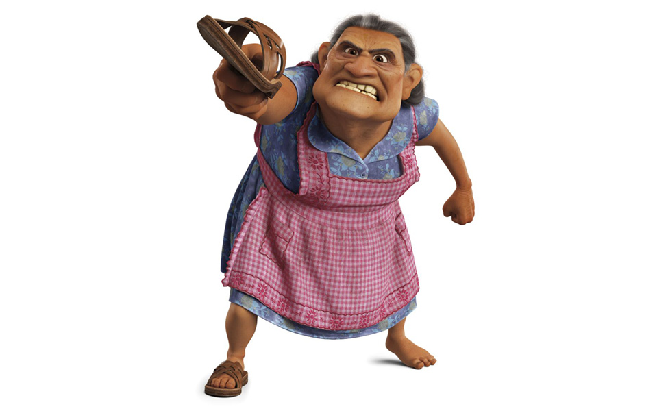 Abuelita from Coco