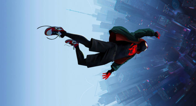 Spider-Man (Miles Morales) from Into the Spider-Verse