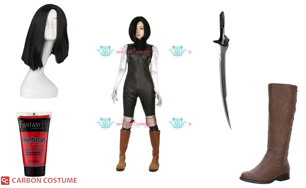 Alita: Battle Angel Costume