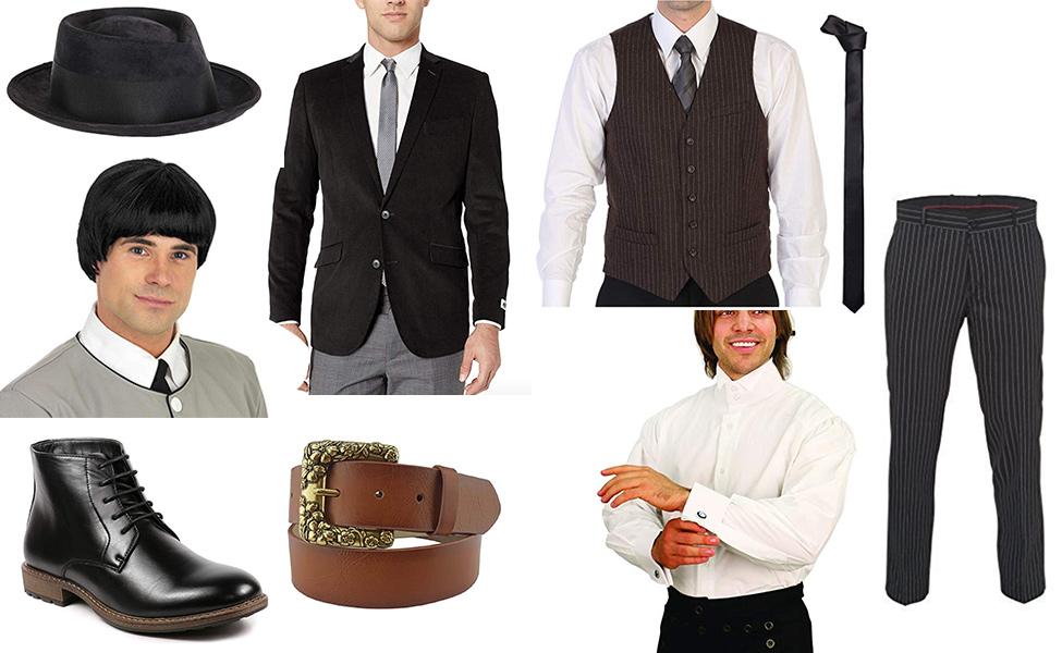 Credence Barebone Costume