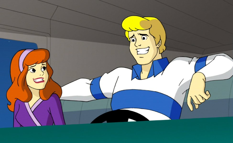 Fred Jones from What's New Scooby Doo