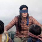 Malorie Hayes from Bird Box