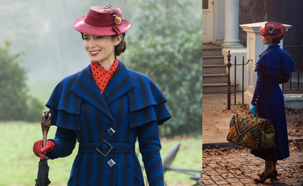 Mary Poppins from Mary Poppins Returns