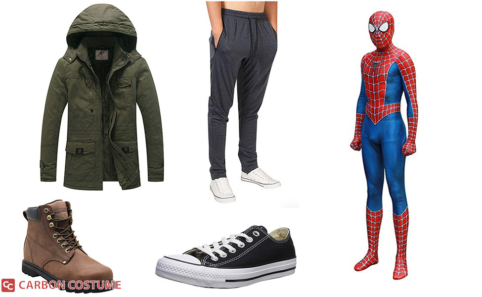 Peter B. Parker from Spider-Man: Into the Spider-Verse Costume