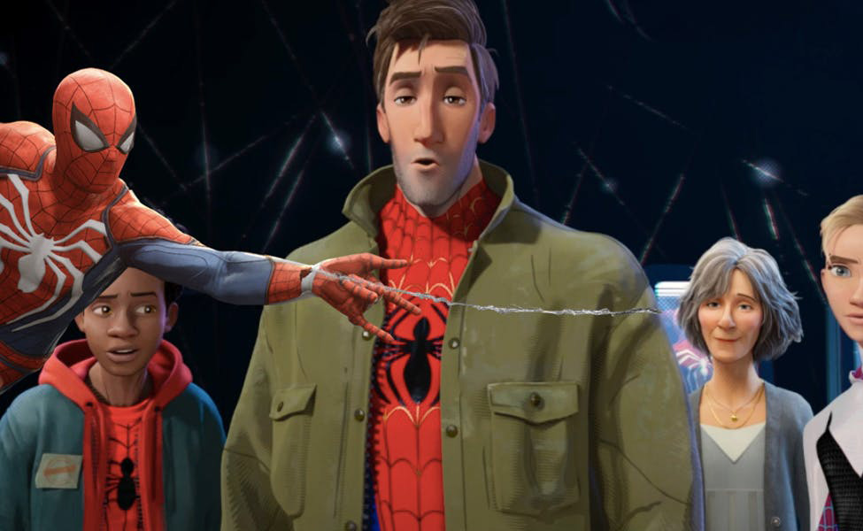 Peter B. Parker from Spider-Man: Into the Spider-Verse