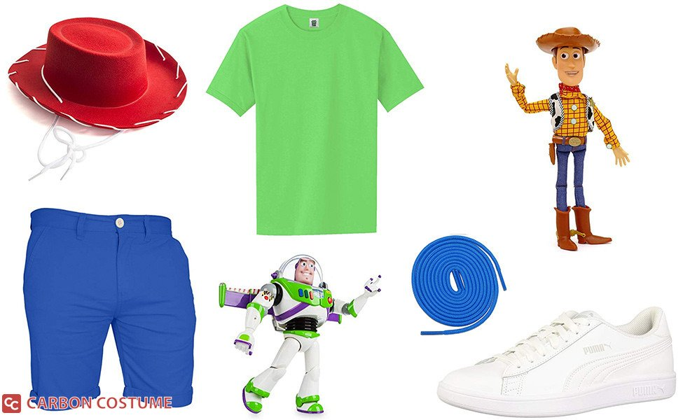 Andy from Toy Story Costume