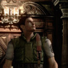chris redfield re1
