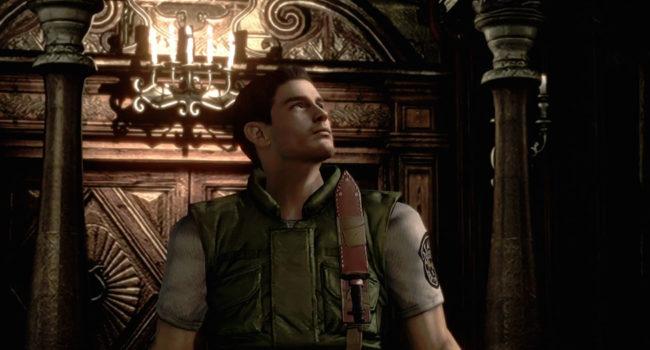 Chris Redfield from Resident Evil 1