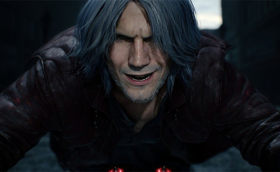 Dante from Devil May Cry 5