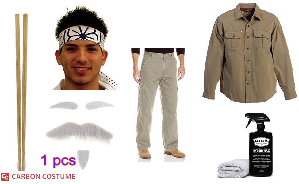 Mr. Miyagi Costume