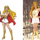 She-Ra advanced cosplay tutorial