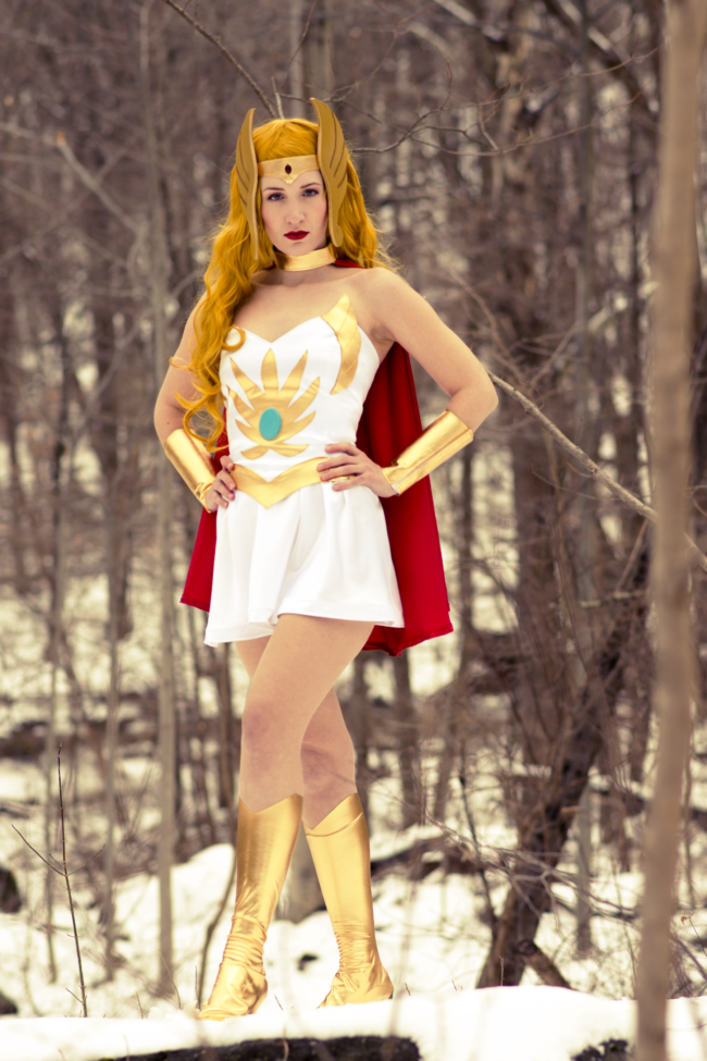 Make your own She-Ra costume