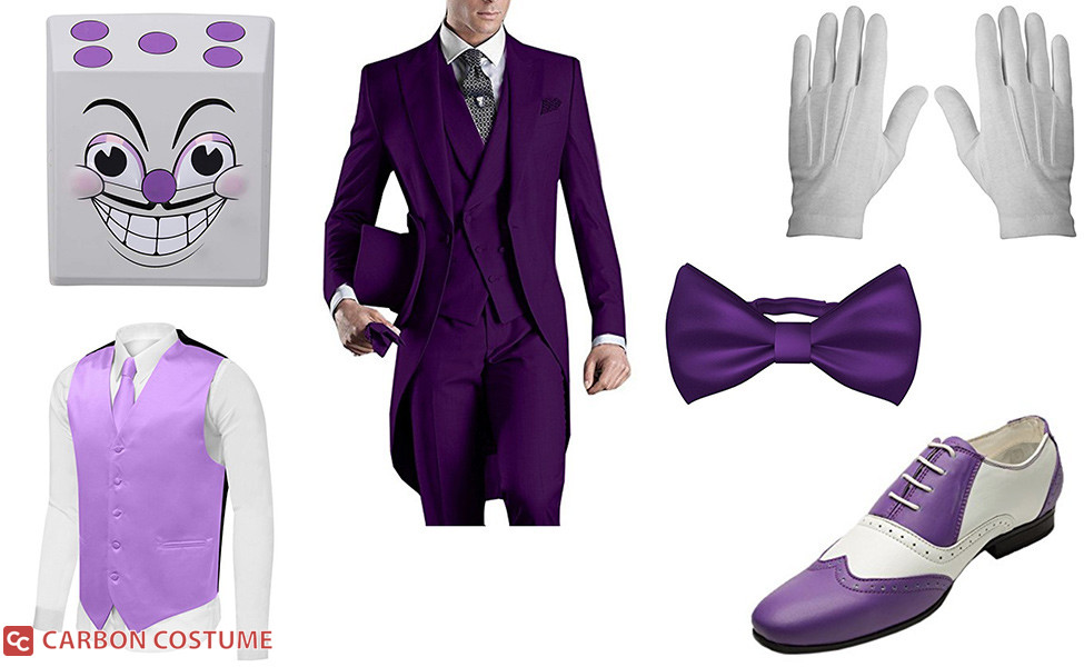 King Dice Costume