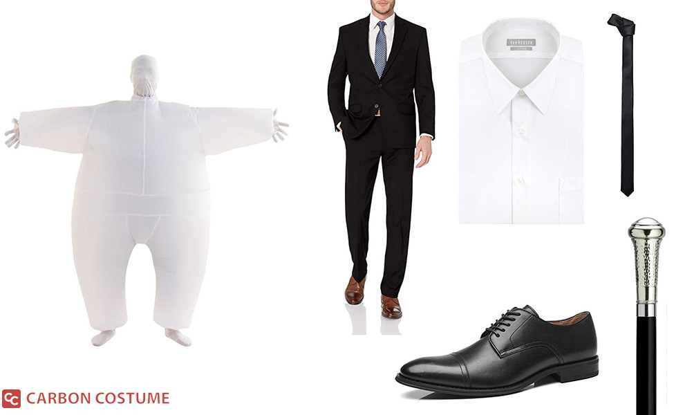 Kingpin from Into the Spider-Verse Costume