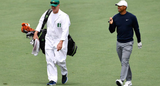 Masters Caddy