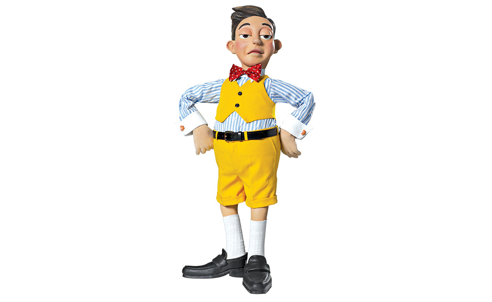Stingy from LazyTown