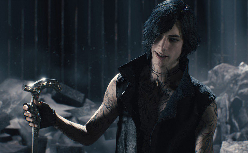 V from Devil May Cry 5
