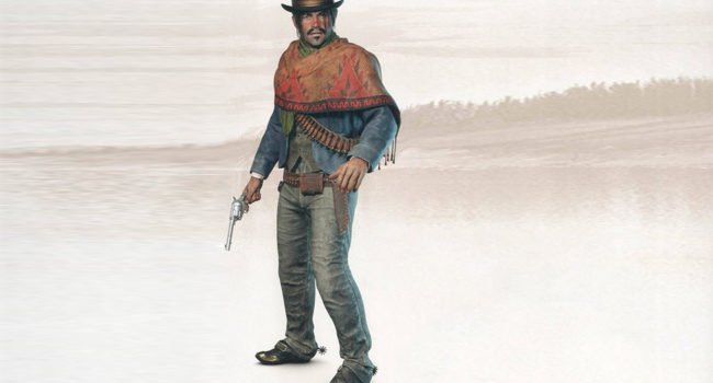 Javier Escuella from Red Dead Redemption 2