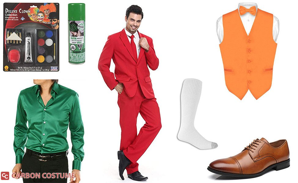 Joker 2019 Costume Diy Dress Up Guides For Cosplay
