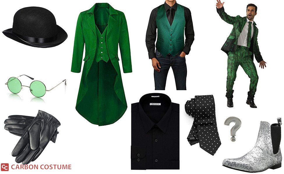 Riddler from Gotham Costume