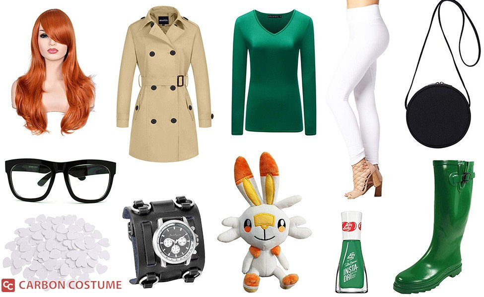 Sonia from Pokemon Sword and Shield Costume